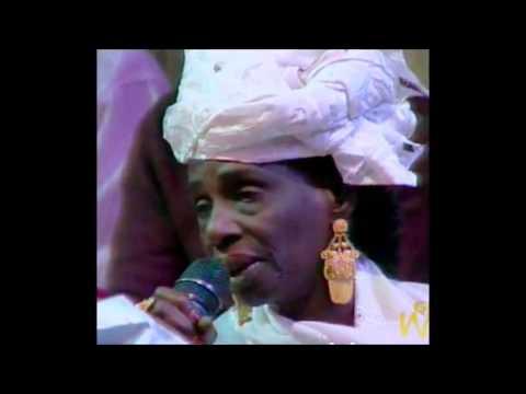 Les géants de Sorano : Khady Diouf cantatrice