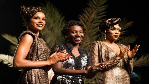 Dans l'univers fabuleux de la Dakar Fashion Week