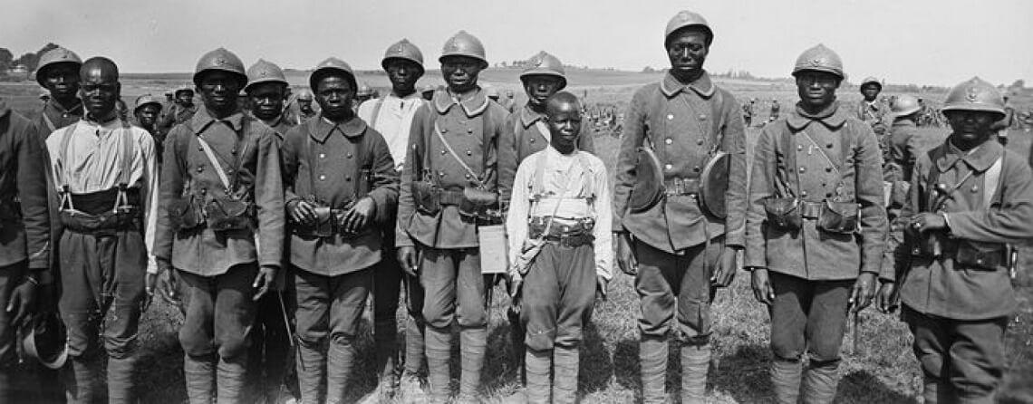 1er décembre 1944 : massacre au camp militaire de Thiaroye de tirailleurs sénégalais, un devoir de mémoire