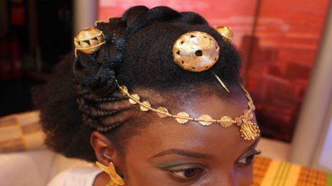 les bijoux de cheveux : la tendance mode du moment !