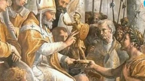 Jour de l'an, fête de la Saint Sylvestre. Savez-vous pourquoi ?