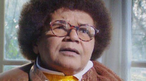 HOMMAGE A SARAH MALDOROR : une grande militante de la cause noire s'éteint