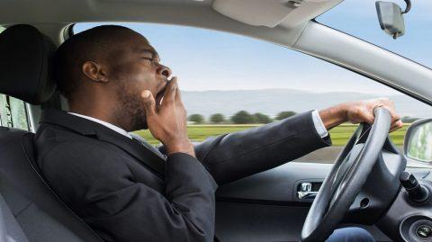 S'endormir au volant : une start-up invente un moyen de vous prévenir