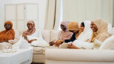 Al Jannah centre cocoon pour femmes musulmanes