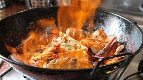 Halal ou haram les plats cuisinés avec de l'alcool ?
