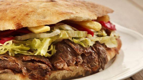 Goûter du dimanche : le kebab viande fait maison
